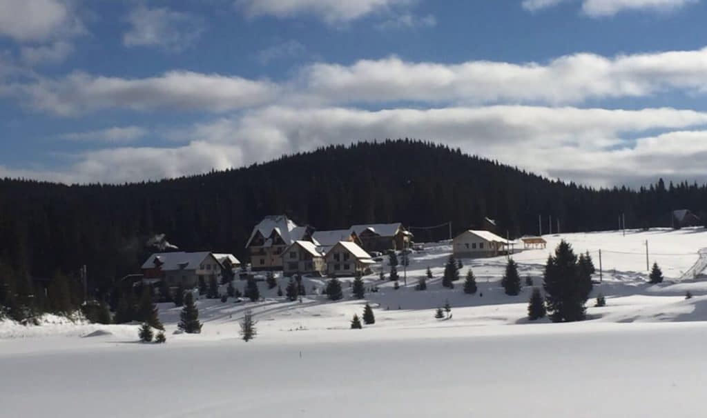 partia de ski sureanu