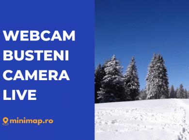 webcam busteni live