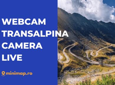 webcam transalpina live