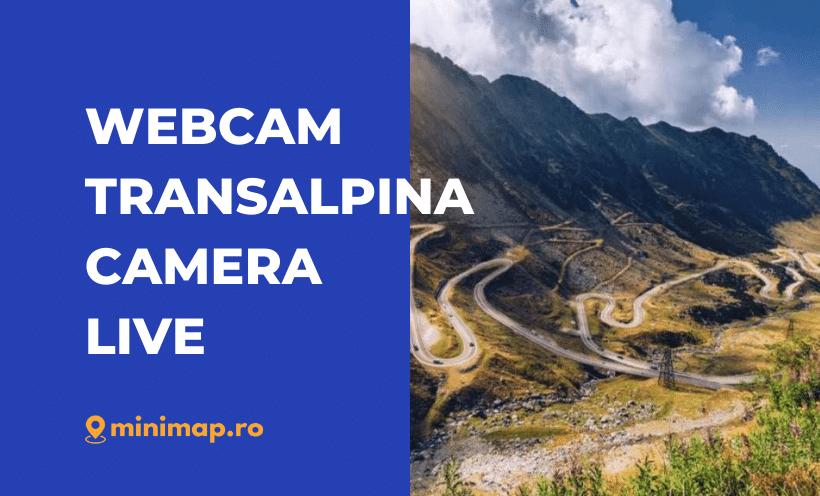 webcam transalpina live