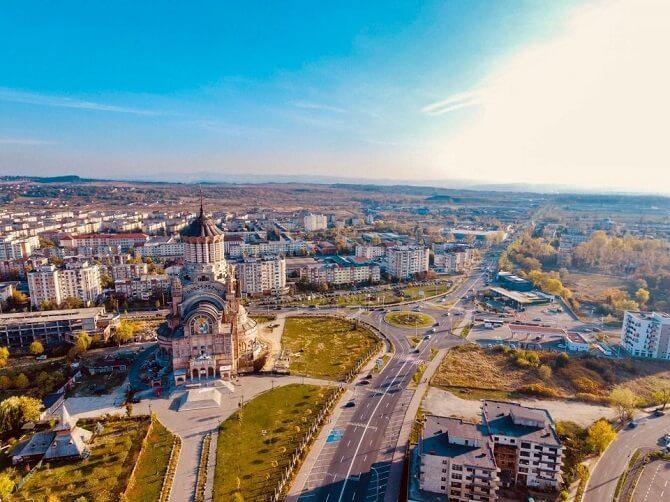 Baia Mare, oras in regiunea Maramures