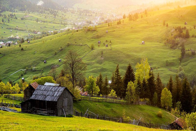 Obiective turistice si locuri de vizitat in Bucovina