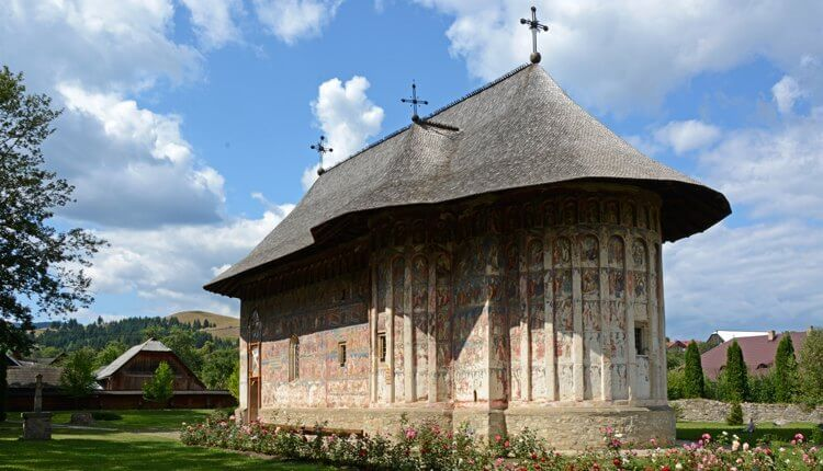 Manastirea Humor, denumita uneori si Manastiea Humorului este o manastire ortodoxa din Romania.