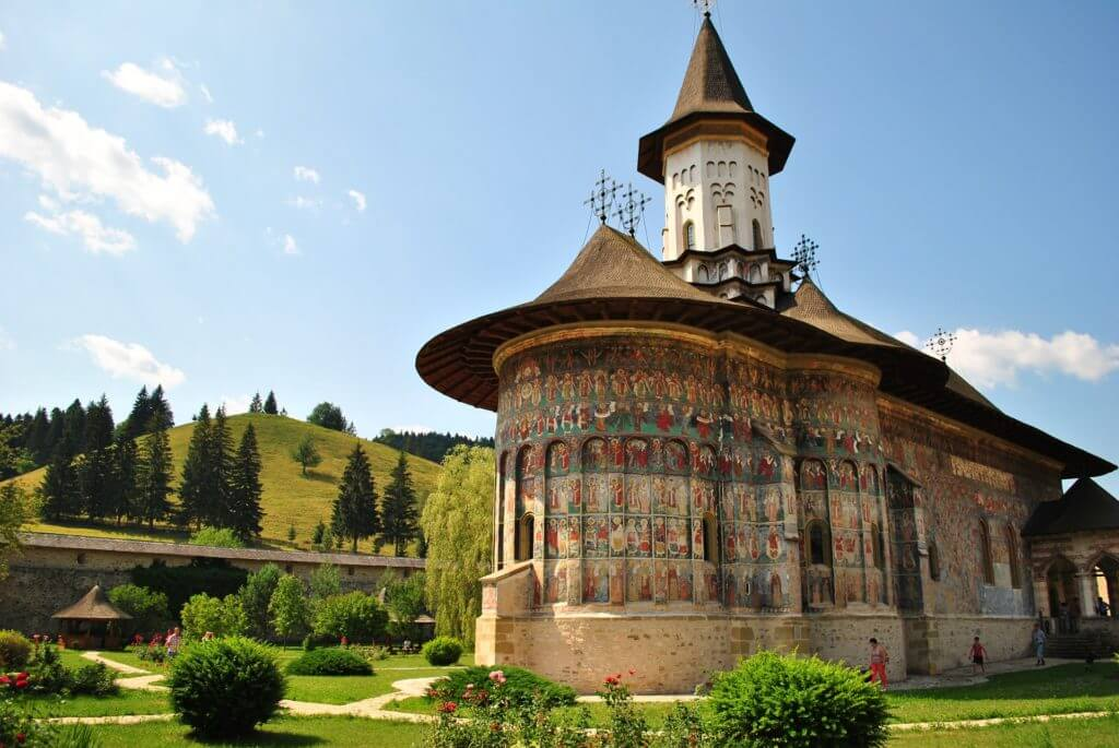 Manastirea Sucevita este o manastire ortodoxa din Romania, construita intre anii 1583-1600 si situata in satul Sucevita.
