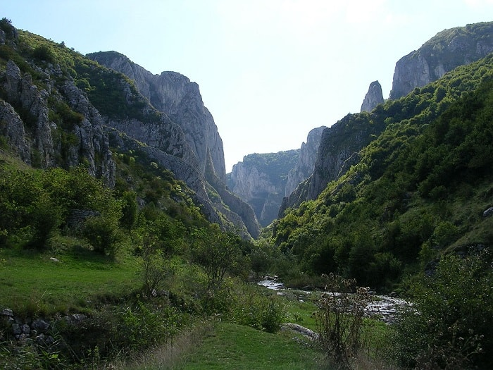 Cheile Turzii din Muntii Apuseni