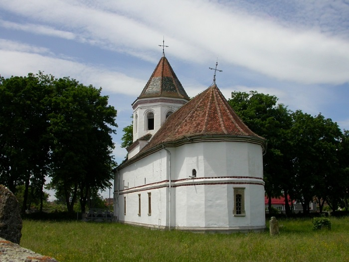 Ctitoria lui Constantin Brincoveanu din Fagaras – Biserica Sf. Nicolae