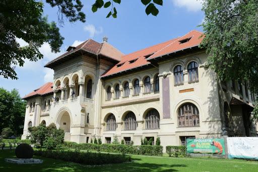 Muzeul Geologic din Bucuresti