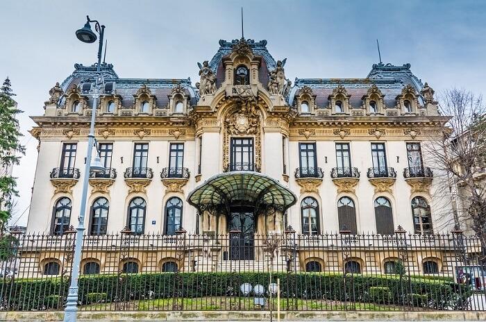 Muzeul George Enescu din Bucuresti
