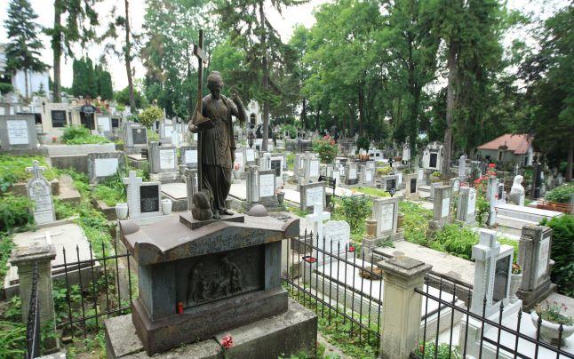 Cimitirul Hajongard Cluj