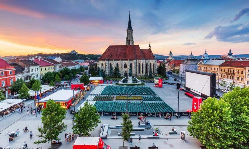 Obiective turistice Cluj