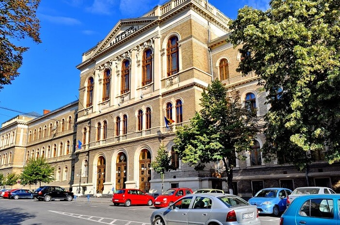 Universitatea Babes-Bolyai Cluj
