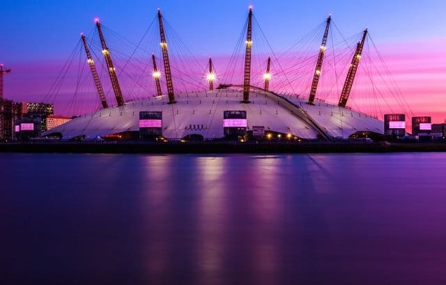 Arena O2 Londra