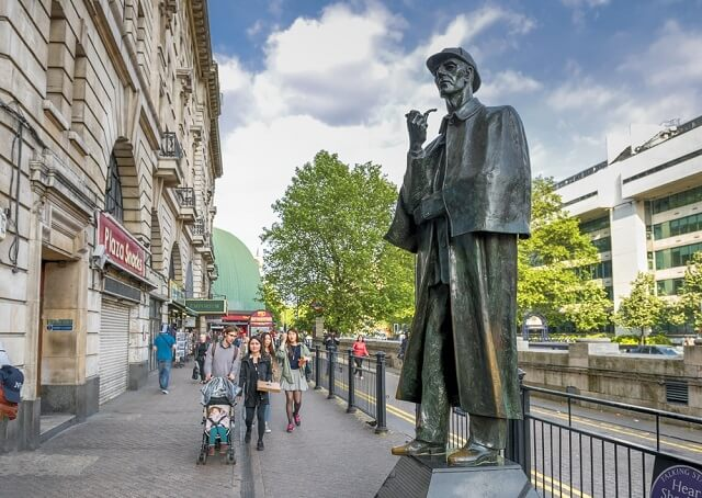 Baker Street Londra