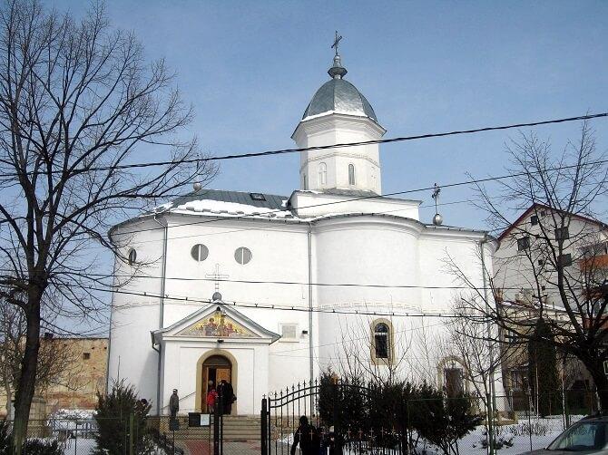 biserica sfantu gheorghe iasi