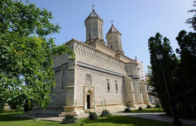 manastirea trei ierarhi iasi