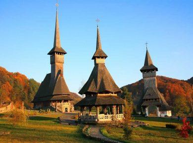 manastiri din maramures