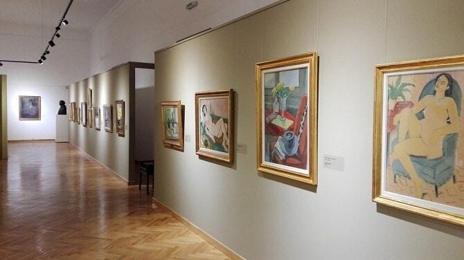 muzeul de arta iasi