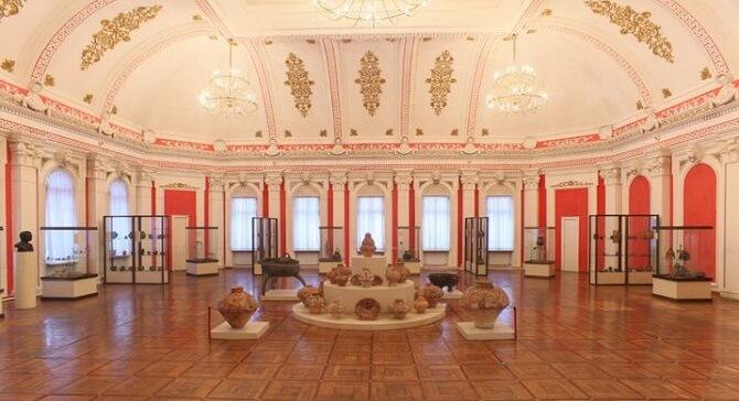 muzeul de istorie a moldovei iasi