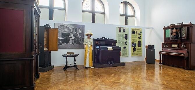muzeul stiintei si tehnicii stefan procopiu iasi