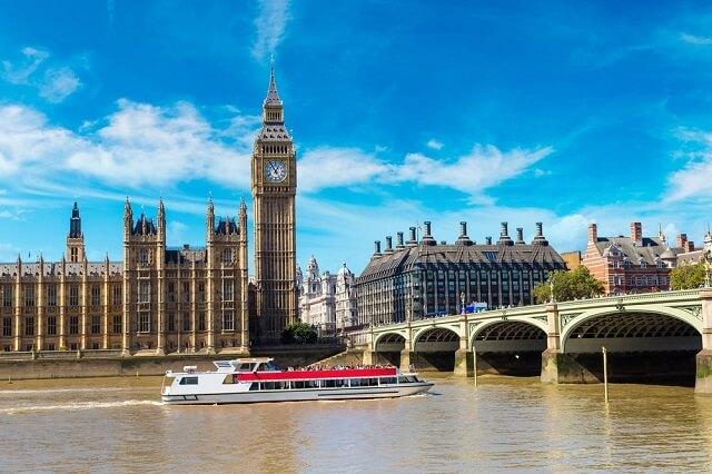 Croaziera pe Tamisa Londra