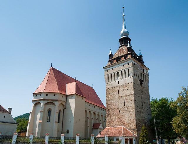 biserica fortificata din saschiz