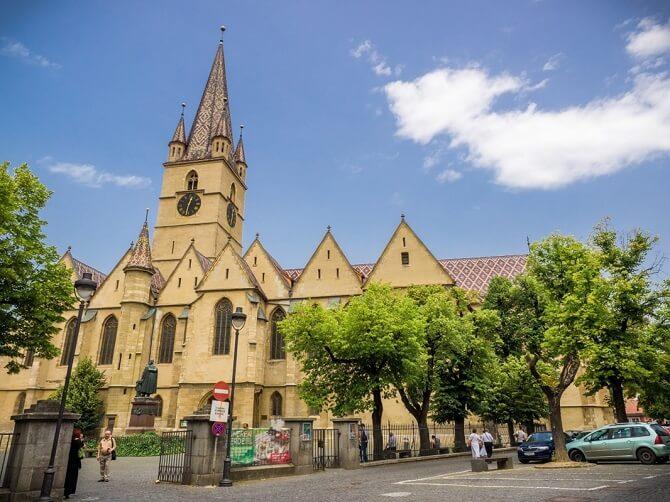 catedrala evanghelica sibiu