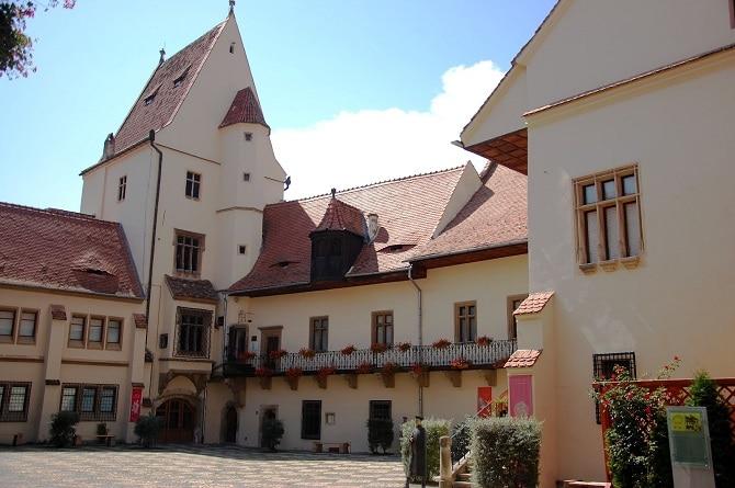 muzeul de istorie sibiu