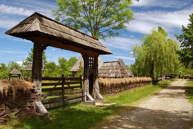 muzeul satului sighet maramures