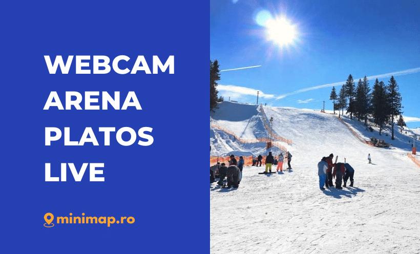 webcam arena platos live