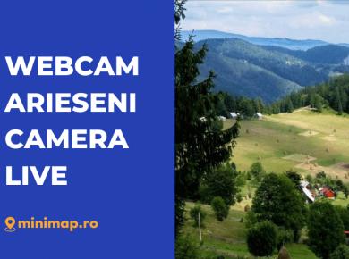 webcam arieseni live