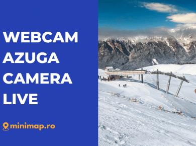 webcam azuga live