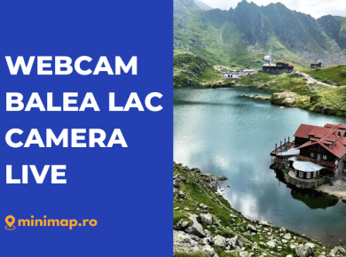 webcam balea lac live