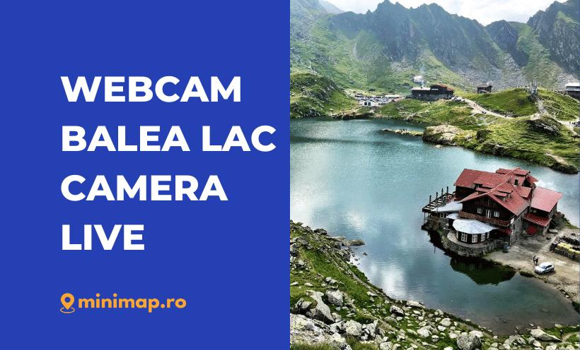 webcam balea lac live