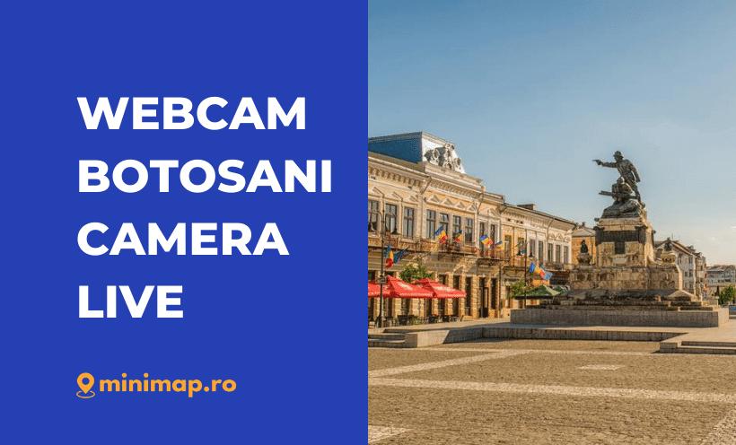 webcam botosani live