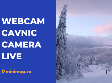 webcam cavnic live
