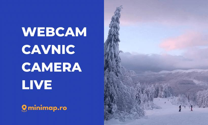 webcam cavnic live