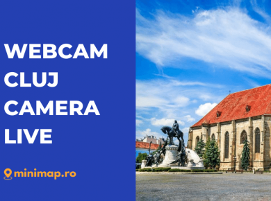 webcam cluj live