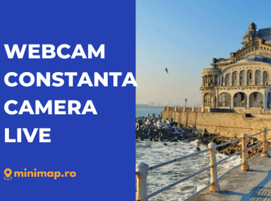 webcam constanta