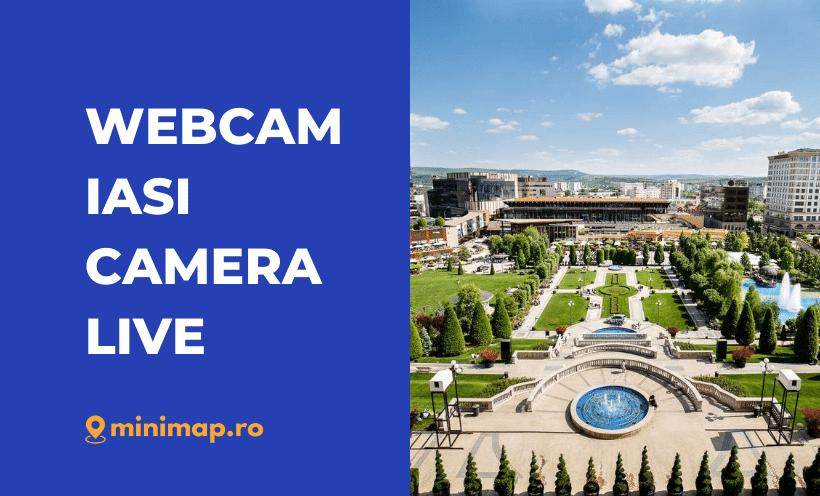 webcam iasi live