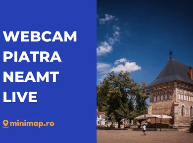 webcam piatra neamt live