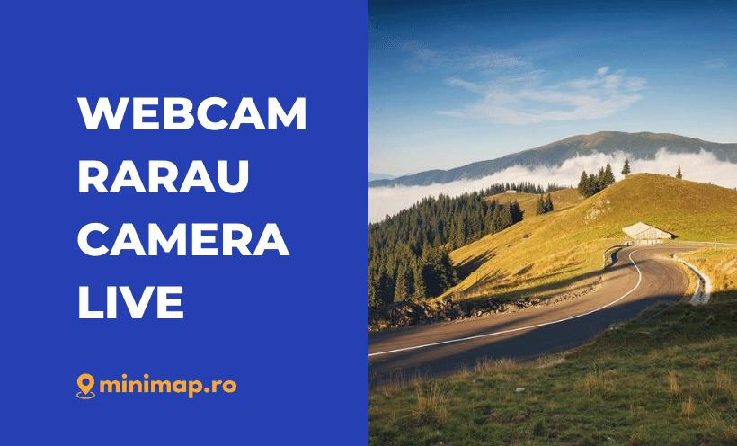 webcam rarau live