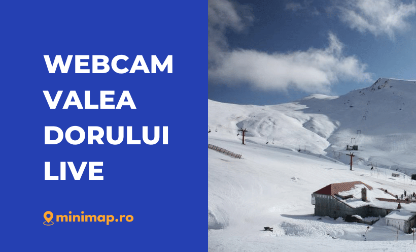 webcam valea dorului live