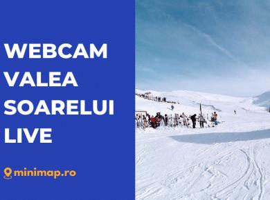 webcam valea soarelui live