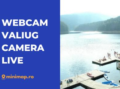 webcam valiug live