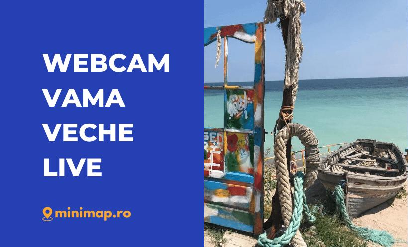 webcam vama veche live