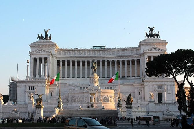 altarul patriei roma