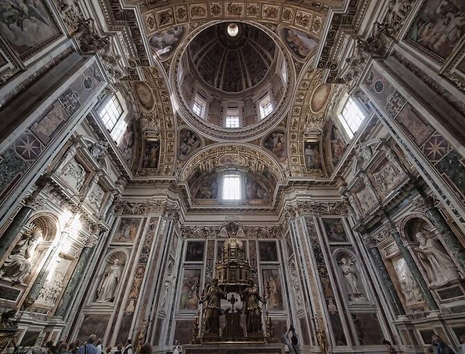 basilica di santa maria maggiore roma