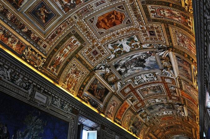 capela sixtina roma