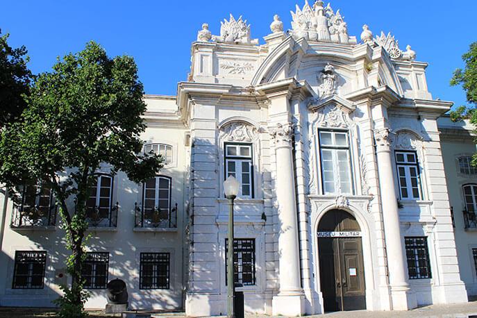 museu militar lisabona