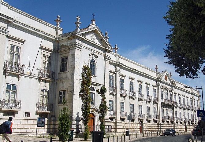 museu nacional do azulejo lisabona